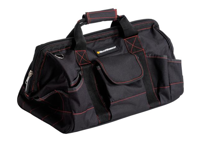 "GearWrench Storage Tool Bag Utility 26 Pocket 18.5""/470mm Sparesbox - Image 1"