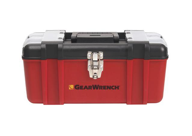 "GearWrench Storage Tool Box Plastic 16.5""/419mm Sparesbox - Image 1"