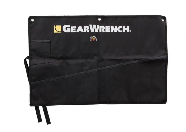 GearWrench Storage Wrench Roll Empty 18 Pocket Sparesbox - Image 1