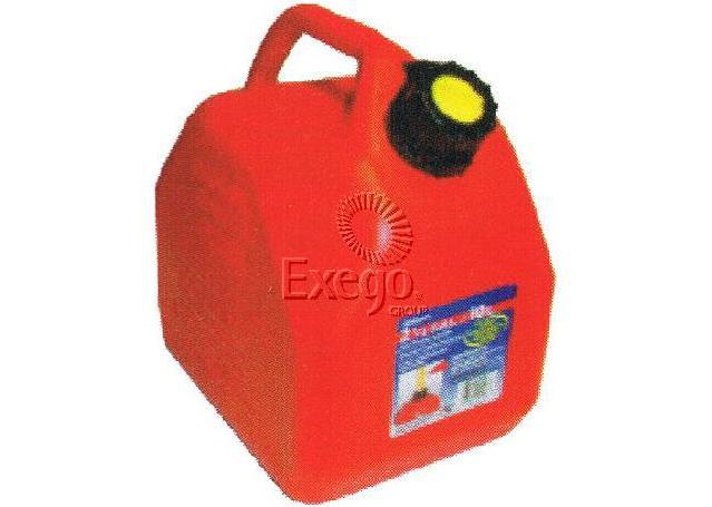 Scepter Fuel Can Plastic 10L Sparesbox - Image 1