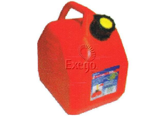 Scepter Fuel Can Plastic 5L Sparesbox - Image 1