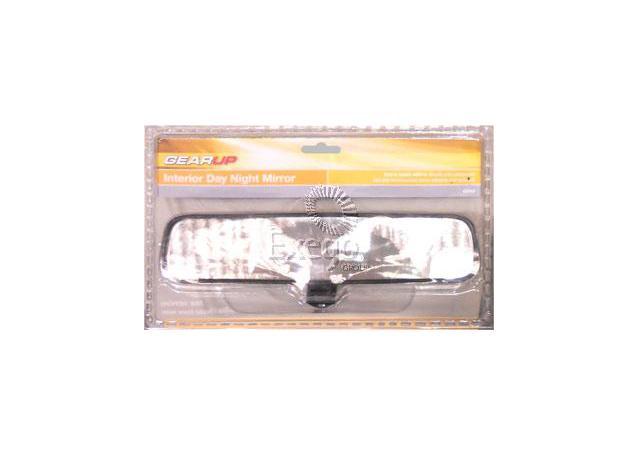 Gearup Interior Day / Night Mirror 250mm Sparesbox - Image 1