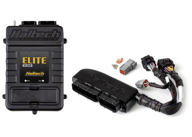 Haltech HT-150970 Elite 1500 fits Adaptor Harness ECU Kit fits VAG 1 8T