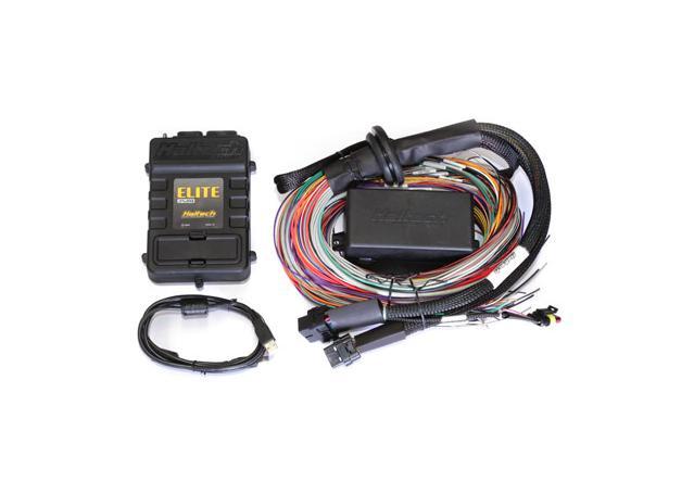 Haltech HT-151304 Elite 2500 (DBW) with RACE FUNCTIONS - 2.5m (8 ft) Sparesbox - Image 1