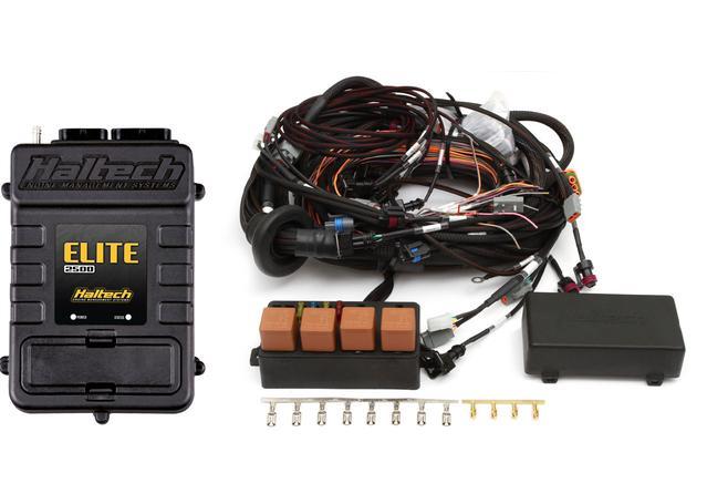 Haltech HT-151315 Elite 2500 T V8 Big Block/Small Block Sparesbox - Image 1