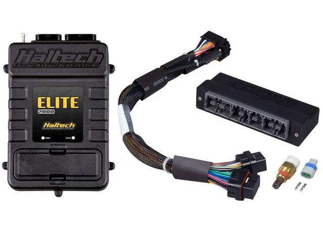 Haltech HT-151320 Elite 2500 fits Adaptor Harness ECU Kit fits Subaru WRX MY06-07 Sparesbox - Image 1