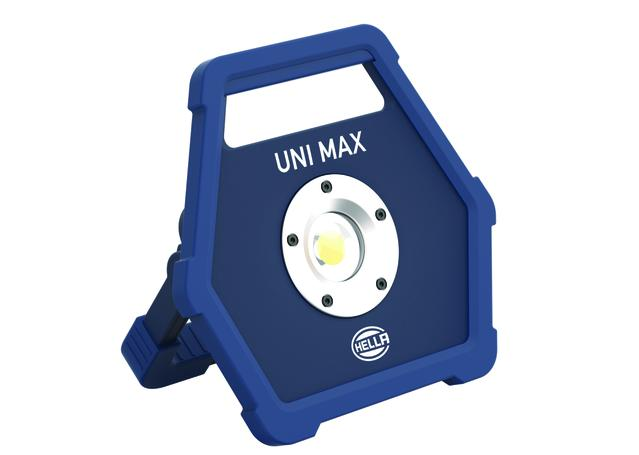 HELLA LED Uni Max Rechargable Work Lamp 2XM910605001 Sparesbox - Image 1