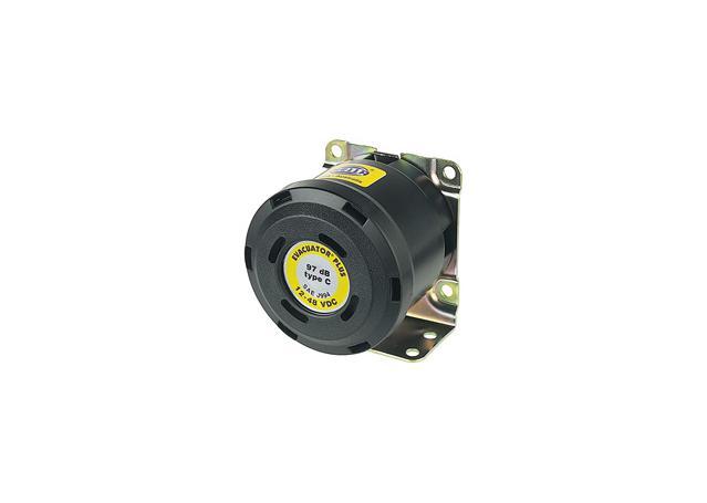 HELLA DC Alarm 12-48V 112DB 6044 Sparesbox - Image 1