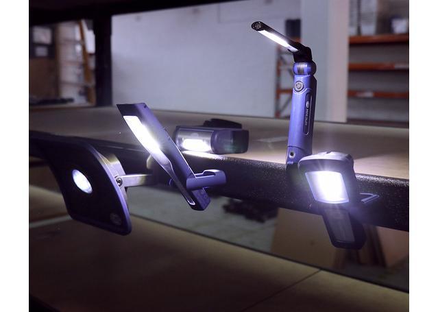 HELLA LED Workshop Lights 6 Pc Fathers Day Bundle - HELLAKIT1 Sparesbox - Image 2