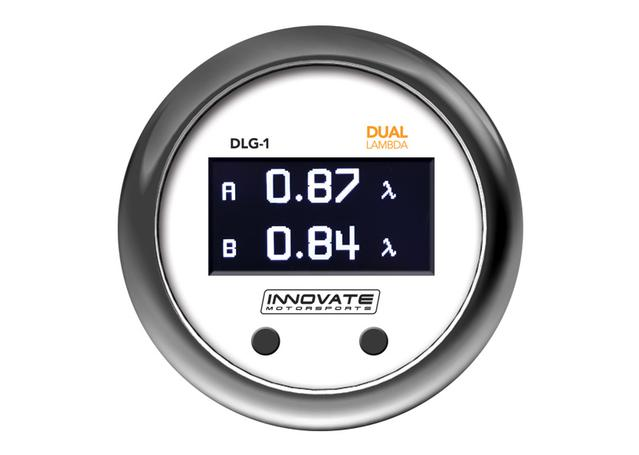 DLG-1 Dual Lambda O2 Air/Fuel Ratio Gauge Kit Sparesbox - Image 2