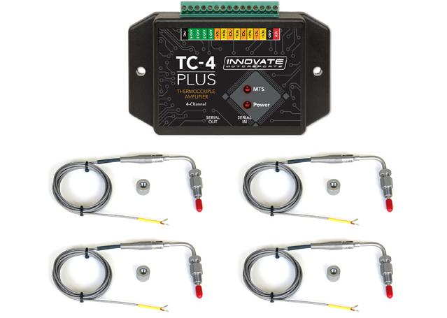 TC-4 PLUS 4-Channel K-Type EGT Kit Sparesbox - Image 1