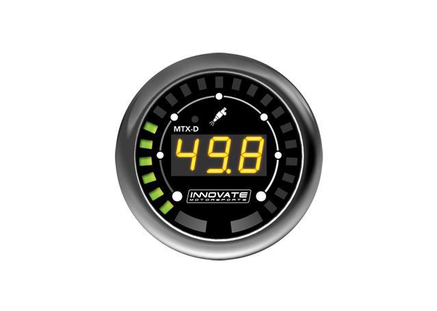 MTX-D Fuel Pressure Gauge Kit 0-145psi Sparesbox - Image 1