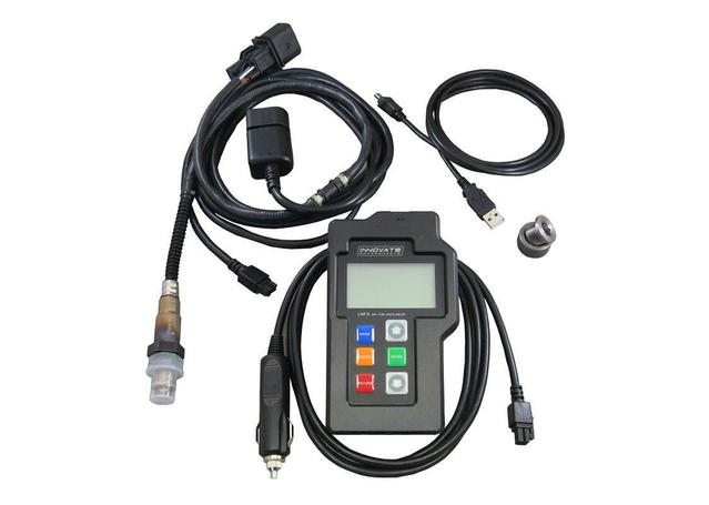 LM-2 Dual Wideband Ultimate Shop Kit with 18ft Cable Sparesbox - Image 1