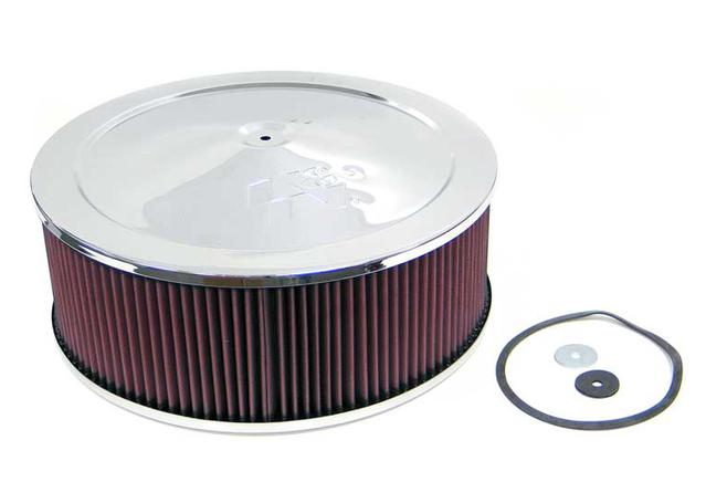 K&N Custom Air Cleaner 60-1450 Sparesbox - Image 1