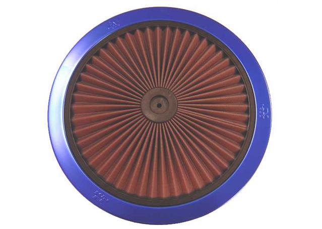 K&N X-Stream Top Air Filter 66-1401XB Sparesbox - Image 1