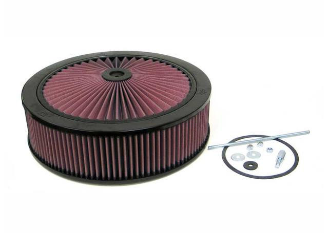 K&N X-Stream Top Air Filter 66-3200 Sparesbox - Image 1