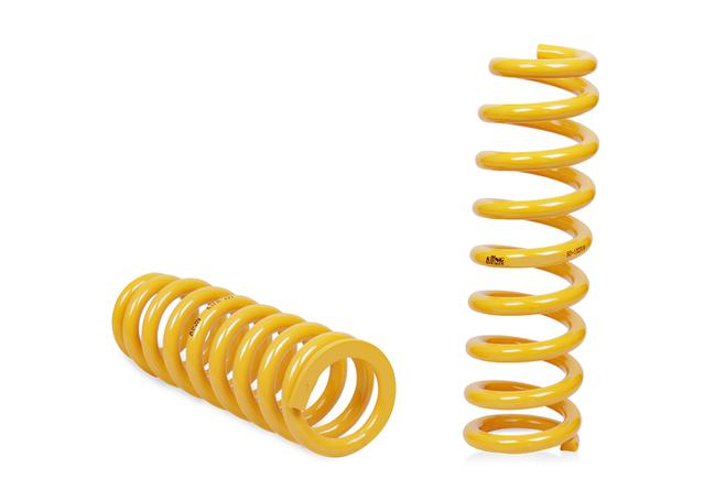 King Springs Coil Springs Ultra Low Rear KFRL-68SSSL Sparesbox - Image 1