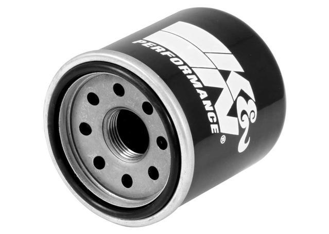 K&N Motorcycle Oil Filter Fits Honda, Kawasaki, Yamaha - KN-303 Sparesbox - Image 2