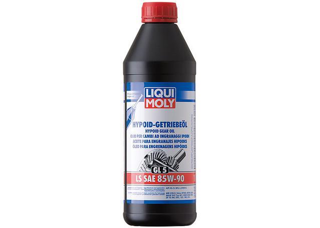 Liqui Moly Hypoid Gear Oil LS GL5 85W90 1L Sparesbox - Image 1