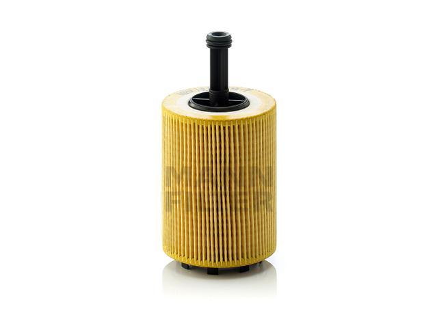 MANN Oil Filter HU719/7X Sparesbox - Image 1