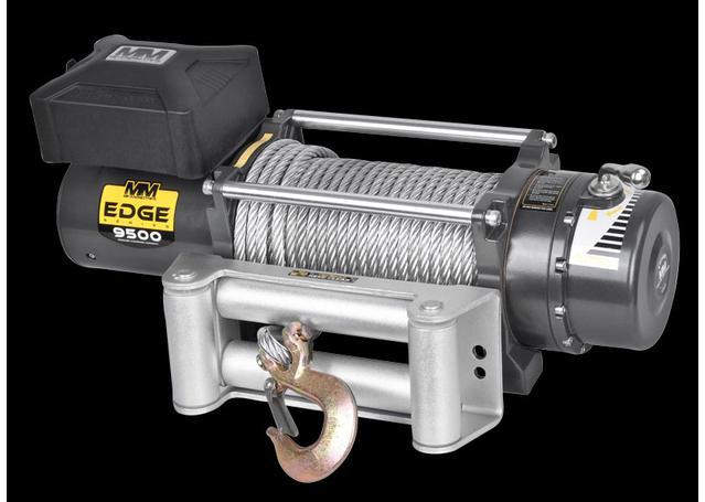 Mean Mother 4x4 Edge Electric Winch 9500lb EW9500 Sparesbox - Image 1