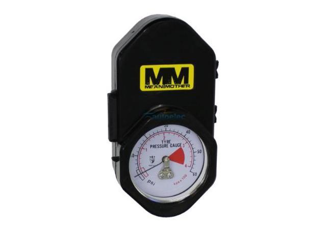 Mean Mother Tyre Gauge 60psi MMTG60 Sparesbox - Image 1