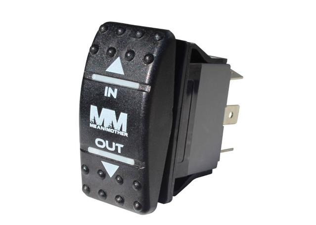 Mean Mother On/Off Control Switch Illuminated MMSW01 Sparesbox - Image 1
