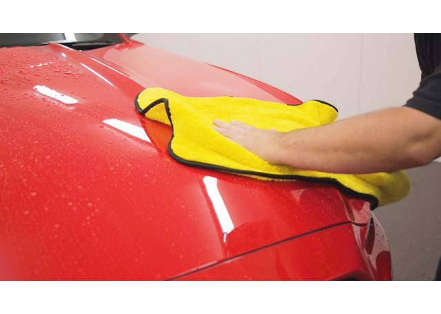 Meguiars Supreme Shine Drying Towel AX1000 Sparesbox - Image 2