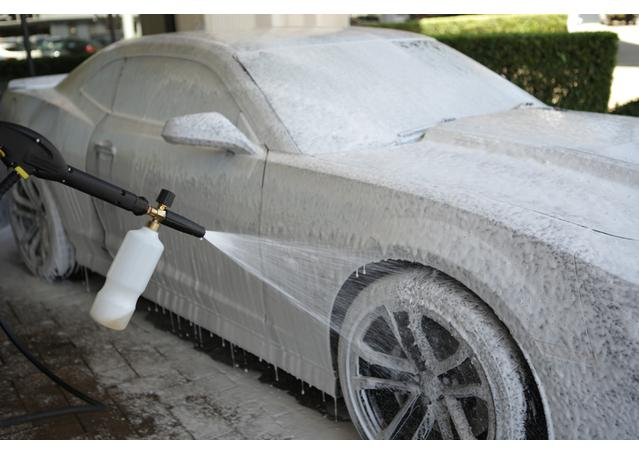 Meguiars Car Wash Snow Cannon Kit SNOWKIT Sparesbox - Image 3