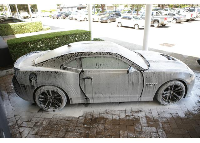 Meguiars Car Wash Snow Cannon Kit SNOWKIT Sparesbox - Image 4