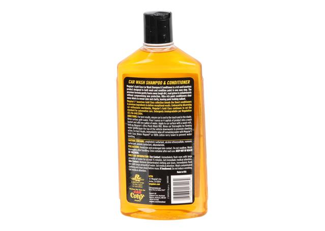 Meguiars Gold Class Shampoo & Conditioner 473mL G7116  Sparesbox - Image 2