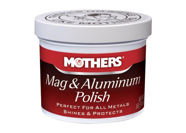 Mothers Mag and Aluminium Wheel Polish 140g 655100 Sparesbox - Image 1