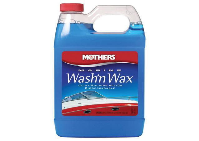 Mothers Marine Wash n Wax 943mL Sparesbox - Image 1