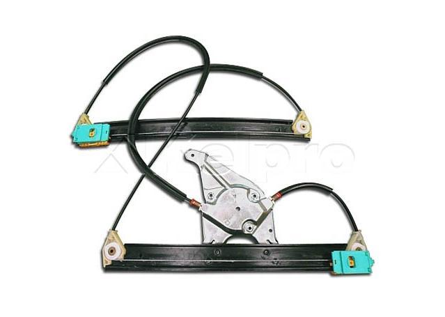Kelpro Power Window Regulator W/O Motor Front LH KWFL1059 Sparesbox - Image 1