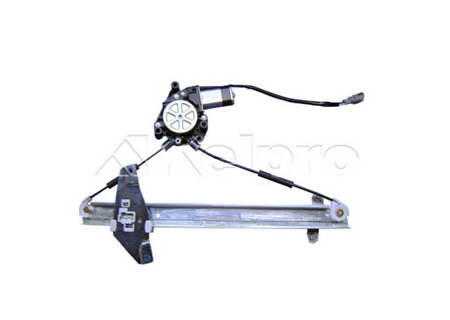 Kelpro Power Window Regulator With Motor Front LH KWFL1233 Sparesbox - Image 1