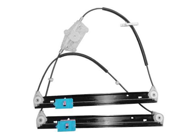 Kelpro Power Window Regulator W/O Motor Front LH KWFL1372 Sparesbox - Image 1