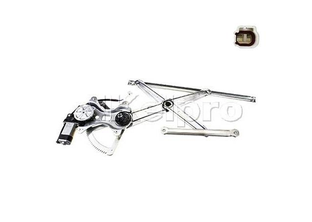 Kelpro Power Window Regulator With Motor Front LH KWFL1439 Sparesbox - Image 2