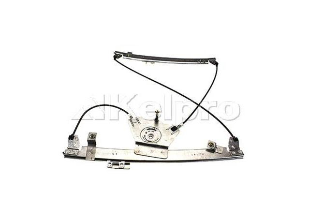 Kelpro Power Window Regulator W/O Motor Front LH KWFL1440 Sparesbox - Image 2