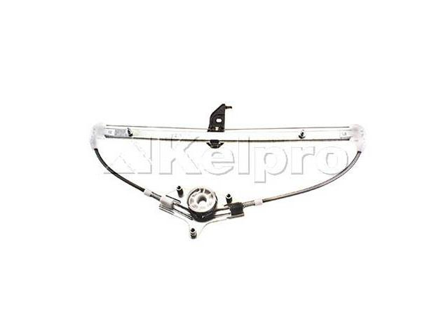 Kelpro Power Window Regulator W/O Motor Rear LH KWRL1400 Sparesbox - Image 1