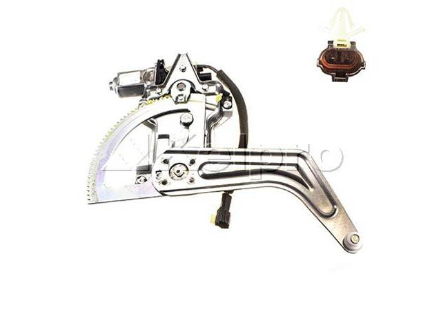 Kelpro Power Window Regulator With Motor Rear RH KWRR1183 Sparesbox - Image 1
