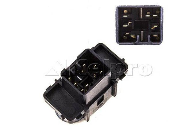 Kelpro Power Window Switch Single KWS1040 Sparesbox - Image 1