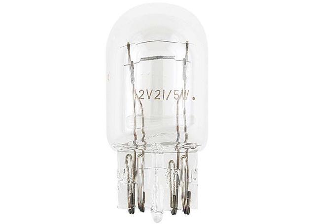 Narva Globes Wedge Incandescent 12V 21/5W 17443BL Sparesbox - Image 1