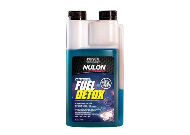 Nulon Diesel Fuel Detox 1L