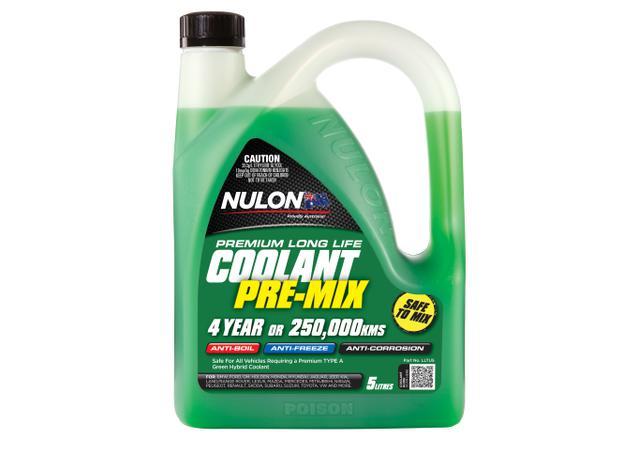 Nulon Coolant Green Long Life Pre-mix 5L Sparesbox - Image 1