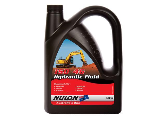 Nulon Hydraulic Fluid ISO 46 5L Sparesbox - Image 1