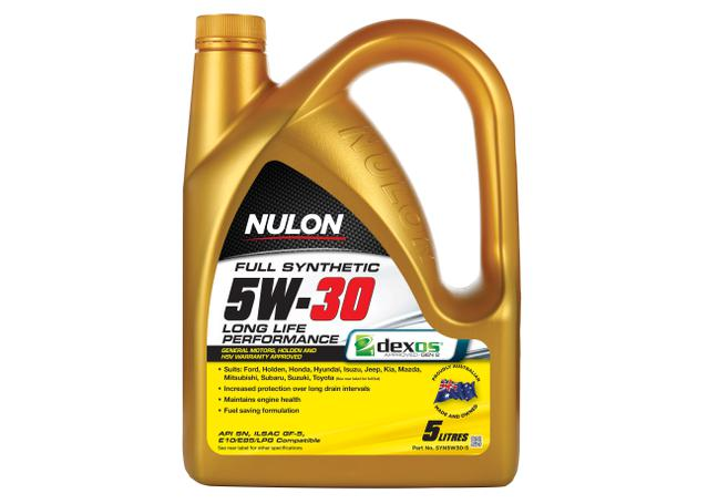 Nulon Full Synthetic Long Life Engine Oil 5W30 5L Sparesbox - Image 1