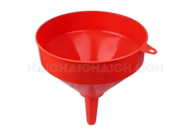 Orcon Jumbo Extra Large Plastic Oil Fluid Funnel - FUN10 Sparesbox - Image 1