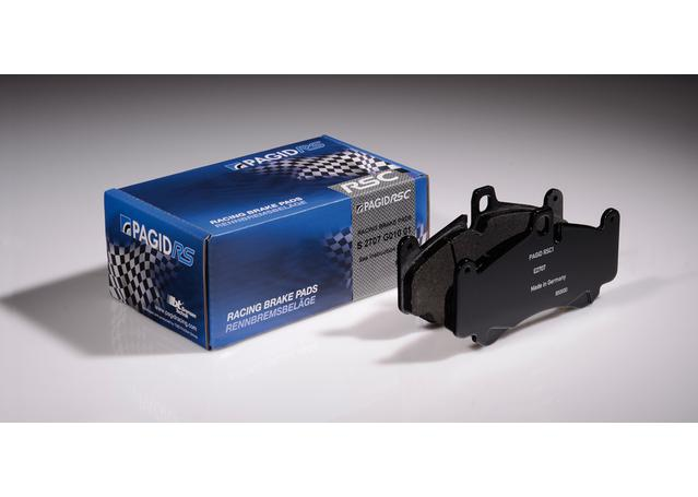 Pagid Racing E1287 RSC 3 - Ceramic Brake Pad Set Sparesbox - Image 1