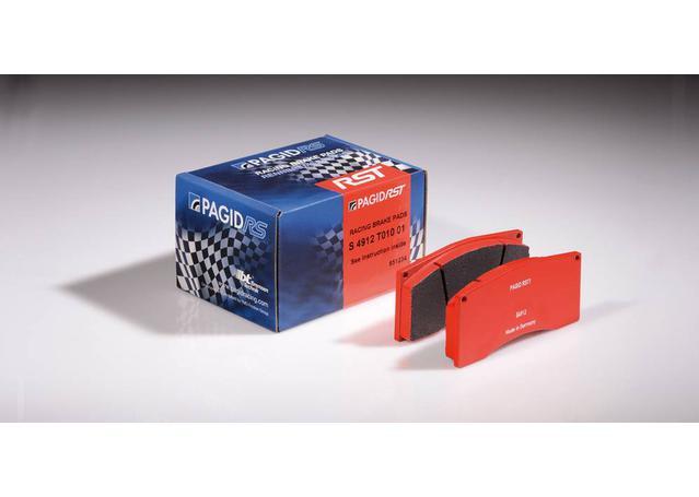Pagid Racing E1295 RST 2 - Rally Sprint Front Brake Pad Set Sparesbox - Image 1