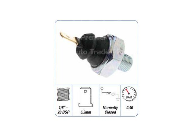 PAT Oil Pressure Switch OPS-009 Sparesbox - Image 1